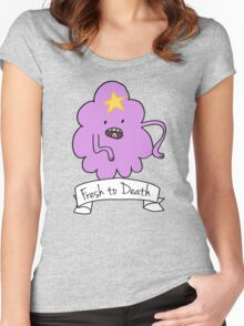 Oh My Glob Women's Fitted Scoop T-Shirt