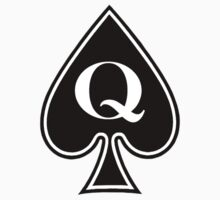 Queen of Spades  by Mark Podger
