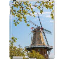Dutch Windmill in Holland Michigan iPad Case/Skin