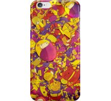 Icons from Japan iPhone Case/Skin