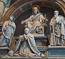St Peter's Sculptures by Al Bourassa