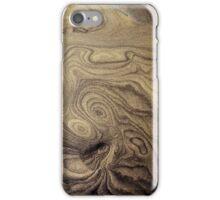 Marbled sand iPhone Case/Skin