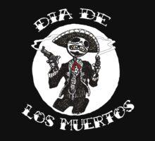 Dia De Los Muertos by Tom Abel