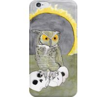 A fellow of infinite jest iPhone Case/Skin