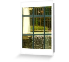 Corporate Reflection Greeting Card
