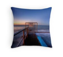 No Entry Point Throw Pillow