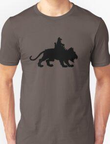 Battlecat plus one - Black Unisex T-Shirt
