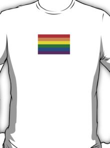 Sticker - Rainbow Flag T-Shirt