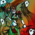 Jade warrior by spicydonut