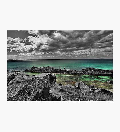 Dance Above the Tide Photographic Print