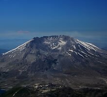 Mt St Helens by James Duffin