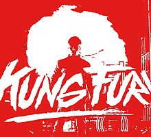 Kung Fury, True Survivor by LordNeckbeard