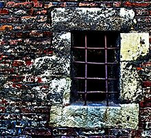 The Punishment Room Fortress Kalemegdan Fine Art Print by stockfineart