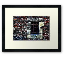 The Punishment Room Fortress Kalemegdan Fine Art Print Framed Print