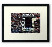 The Punishment Room Fortress Kalemegdan Fine Art Print Framed Print