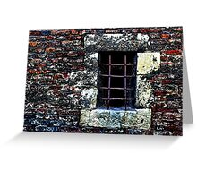 The Punishment Room Fortress Kalemegdan Fine Art Print Greeting Card