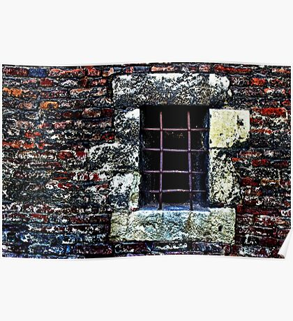 The Punishment Room Fortress Kalemegdan Fine Art Print Poster