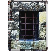The Punishment Room Fortress Kalemegdan Fine Art Print iPad Case/Skin