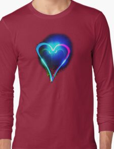 Glow Heart Long Sleeve T-Shirt