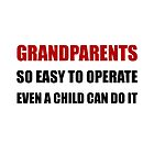 Grandparents Operate by AmazingMart