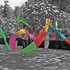 Ribbon Dance by KLiu