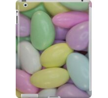 Almond Candy Background iPad Case/Skin