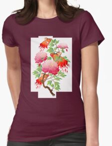 goldfish Womens Fitted T-Shirt