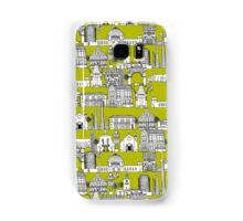 Los Angeles toile lime Samsung Galaxy Case/Skin