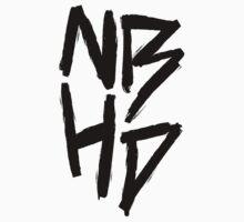 The Neighbourhood (Black on White Version) by pimpfuzzuz