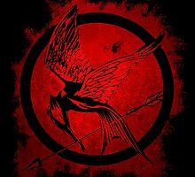 MOCKING JAY by Kayden007
