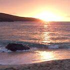 Cornish Sunset 3 by Glen Drury