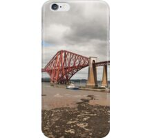 Forth Rail Bridge, South Queensferry iPhone Case/Skin
