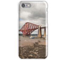 Forth Rail Bridge, South Queensferry iPhone Case/Skin