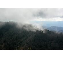 Smokin' Smokies Photographic Print