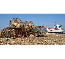 Gone Fishing! Photographic Print