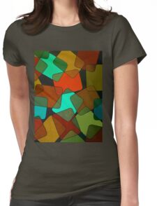 Variations 1.2  Womens Fitted T-Shirt