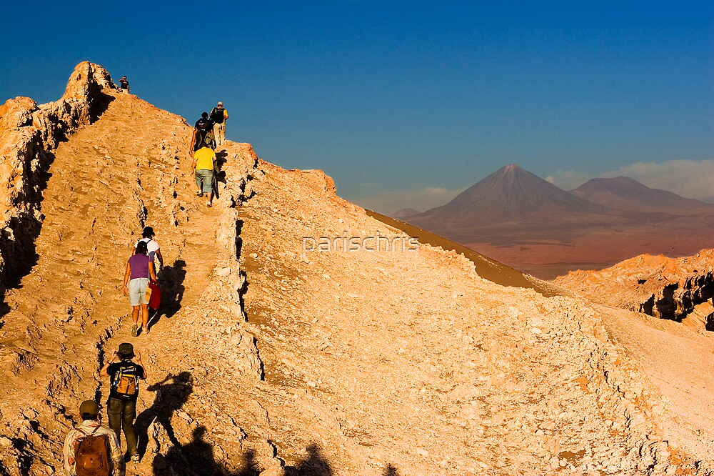 Moon Valley climbers by parischris