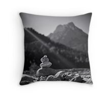 Offering Accepted Throw Pillow