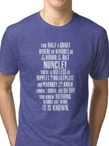 ASOIAF Phrases Tri-blend T-Shirt