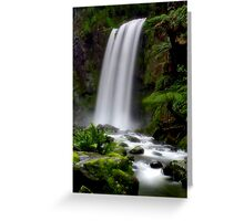 Hopetoun Falls Greeting Card