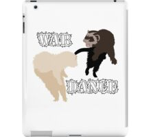 Ferrets War Dance iPad Case/Skin
