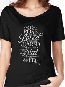 Jon Connington - white Women's Relaxed Fit T-Shirt