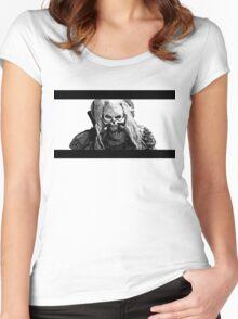 Joe Women's Fitted Scoop T-Shirt