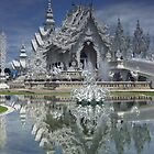 Wat Rong Khun White Temple by openyourap