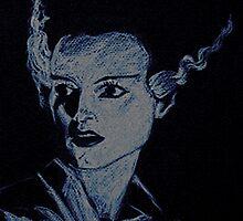 Bride of Frankenstein by Gaylon Bain