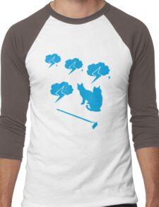 Thundercats in Iconography Men's Baseball ¾ T-Shirt