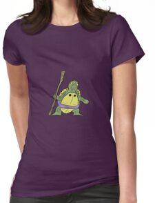 Hatchling Ordinary Ninja Turtles - Don Womens Fitted T-Shirt