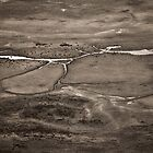 Ngorongoro Crater, Aerial View, 2009 by Sarah Mackie