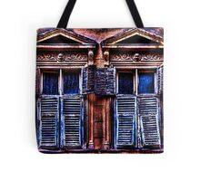 Mystical Windows Fine Art Print Tote Bag