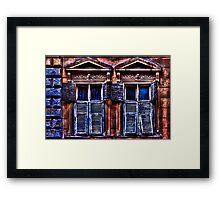 Mystical Windows Fine Art Print Framed Print